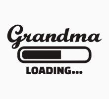 Grandma loading One Piece - Short Sleeve