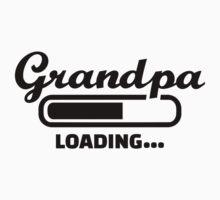Grandpa loading Baby Tee