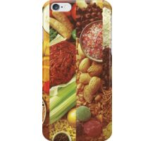 all the food. iPhone Case/Skin