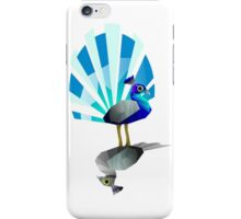 Peacock duo iPhone Case/Skin