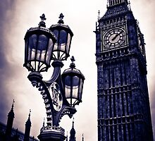 Big Ben #1  by ArnaldoTarsetti