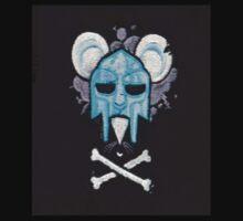 mf doom by Austin Blue