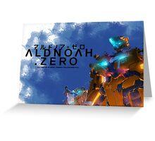ALD.noah Zero Greeting Card