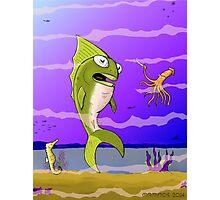 Punked Fish Photographic Print