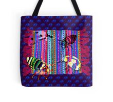 Bug Side show Tote Bag