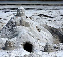 Sand Castle by Rachel Leigh