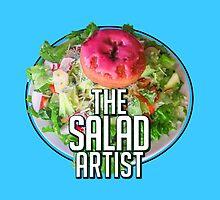 The Salad Artist - Pink Donut Salad by SaladArtist