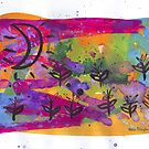 Midnight Garden cycle1 4 by John Douglas