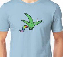 Pterocorn (Unicorn Pterodactyl) Unisex T-Shirt