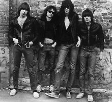 Ramones by whoismrindia