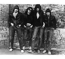 Ramones Photographic Print