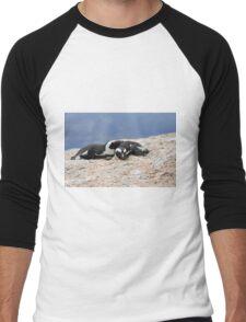 Close Bonds Men's Baseball ¾ T-Shirt