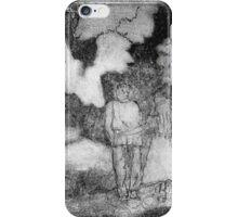 Betsy & Chris - Wedding Day iPhone Case/Skin