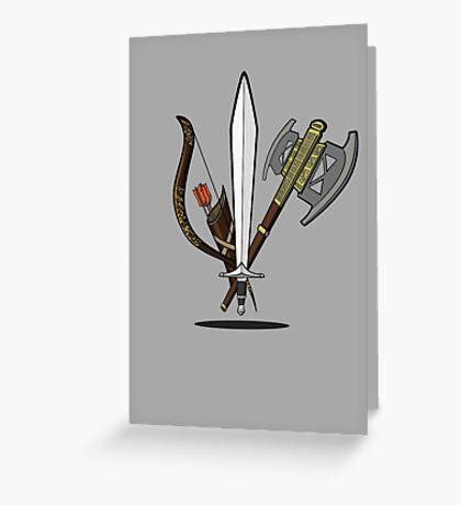 The Fellowship Greeting Card