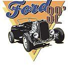 32 Ford Roadster by Steve Harvey