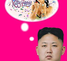 Kim Jong Perry by Zachary Garrison