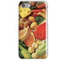 meats. iPhone Case/Skin