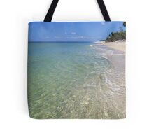 Remote Paradise Tote Bag