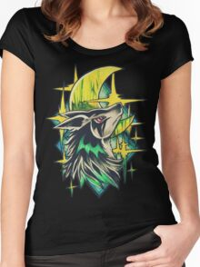 Mightyena Women's Fitted Scoop T-Shirt