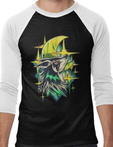 Mightyena Men's Baseball ¾ T-Shirt