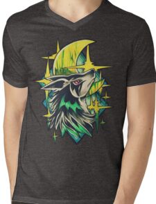 Mightyena Mens V-Neck T-Shirt