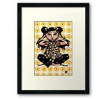 Sadako's Wish Framed Print