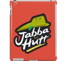 Jabba the Hutt iPad Case/Skin
