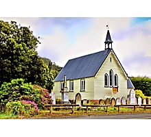 Community Church, Dover Photographic Print