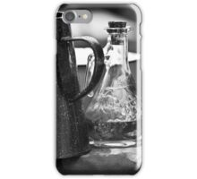 Ren Bottle #1 iPhone Case/Skin
