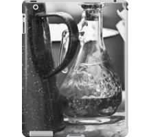 Ren Bottle #1 iPad Case/Skin