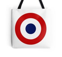 Roundel of the French Air Force Tote Bag