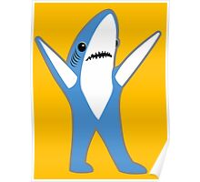 Katy Perry Half Time Performance Dancing Tsundere the Shark Poster