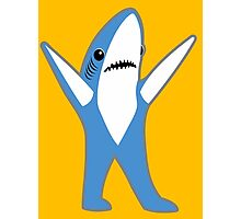 Katy Perry Half Time Performance Dancing Tsundere the Shark Photographic Print