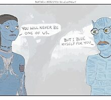 Avatar + Arrested Development by altanimus