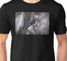 Striking Blue Unisex T-Shirt