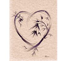 Earthen Heart Photographic Print