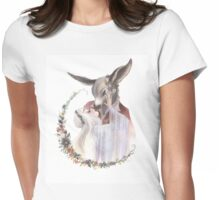 Titania and Bottom Womens Fitted T-Shirt