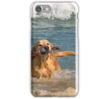 GOLDEN RETRIEVING iPhone Case/Skin
