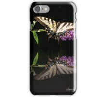 BUTTERFLY REFLECTIONS iPhone Case/Skin