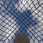 Inside the Louvre by Chris van Raay