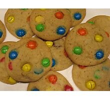Candy Cookies Photographic Print
