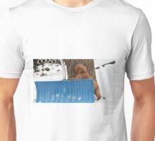 Tucker- Gonna Help Shovel- Solar Babies  Unisex T-Shirt