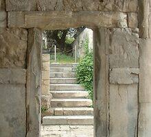 Doorway to the hereafter by BrOkEnPiX