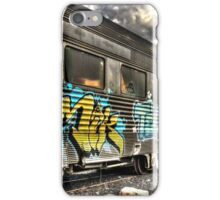 Locomotive Art iPhone Case/Skin