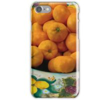 CLEMENTINES iPhone Case/Skin