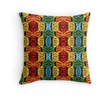 Crochet Effect Pillow Cover Throw Pillow