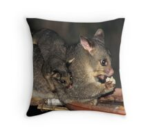 Give Me Some Mum!!! Throw Pillow