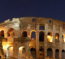 COLOSSEUM, ROME by Eamon Fitzpatrick