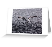 Big Wings Greeting Card