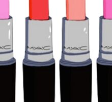 MAC Lipsticks Sticker
